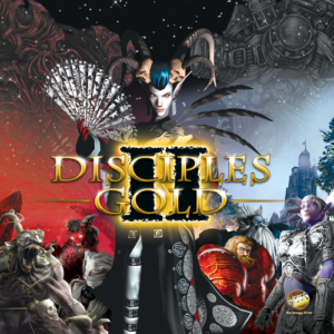 Disciples 2 Gold logo