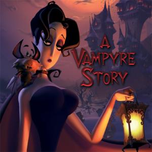 Vampyre Story logo