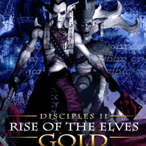 Disciples 2 Rise of the Elves 2D Box