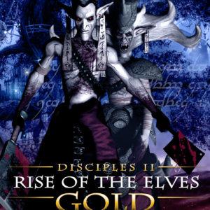 Disciples 2 Rise of the Elves 2D Box